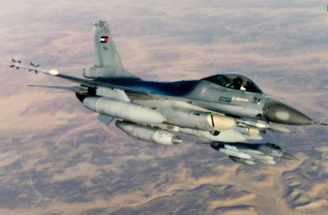 Royal Jordanian Air Forces